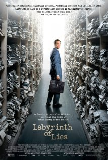 Labyrinth of Lies Release Poster