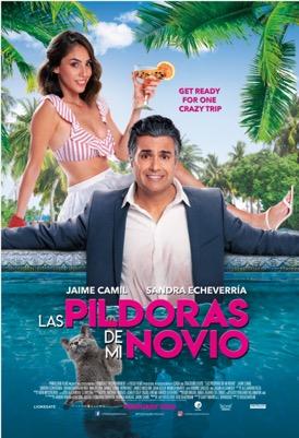 LAS PILDORAS DE MI NOVIO Release Poster