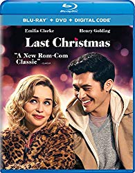 LAST CHRISTMAS  Release Poster