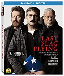 LAST FLAG FLYING Release Poster