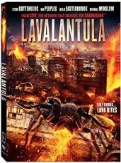 LAVALANTULA Blu-ray