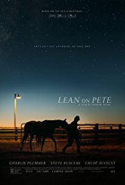 LEAN ON PETE Release Poster