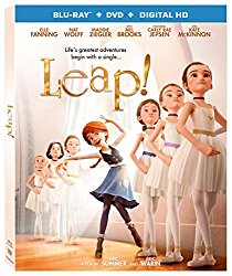 LEAP!  Release Poster