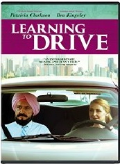LEARNING TO DRIVE Release Poster