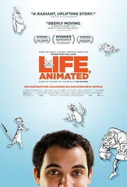 LIFE, ANIMATED Release Poster
