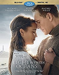 THE LIGHT BETWEEN OCEANS Blu-ray Cover