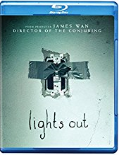 LIGHTS OUT  Release Poster