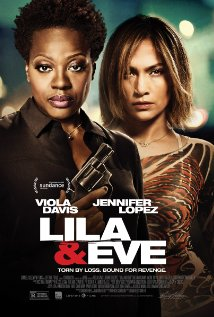 LILA AND EVE Release Poster