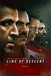 LINE OF DESCENT Release Poster