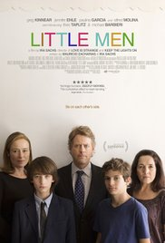 LITTLE MEN Release Poster