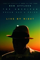 LIVE BY NIGHT Blu-ray Cover