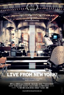 LIVE FROM NEW YORK!  Movie Poster