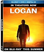 LOGAN Release Poster