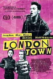 LONDON TOWN Release Poster