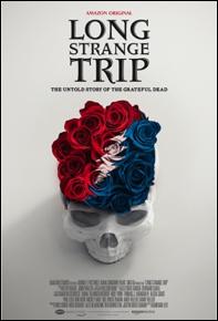 LONG STRANGE TRIP Release Poster
