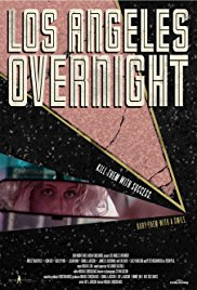 LOS ANGELES OVERNIGHT Release Poster