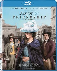 LOVE & FRIENDSHIP Blu-ray Cover