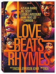 LOVE BEATS RHYMES Blu-ray Cover