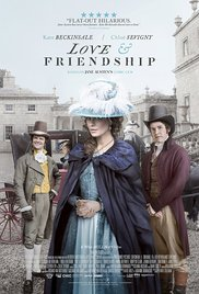 LOVE & FRIENDSHIP Release Poster