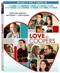 LOVE THE COOPERS Release Poster
