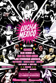 LUCHA MEXICO Release Poster