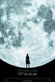 LUCY IN THE SKY Release Poster