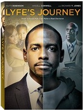 LYFE'S JOURNEY Blu-ray Cover