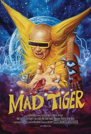 Mad Tiger Release Poster