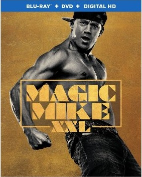 MAGIC MIKE XXL Release Poster
