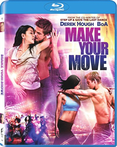 Make Your Move Blu-ray