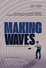 MAKING WAVES Release Poster