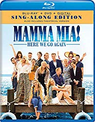 MAMMA MIA: HERE WE GO AGAIN Release Poster