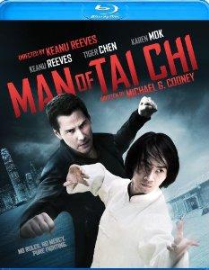 Man of Tai Chi Movie Poster
