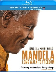 Mandela Long Walk to Freedom Movie Poster