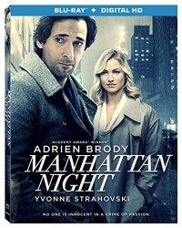 MANHATTAN NIGHT Blu-ray Cover