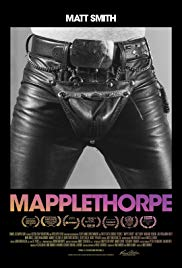MAPPLETHORPE Release Poster