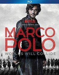 MARCO POLO SEASON ONE Blu-ray Cover