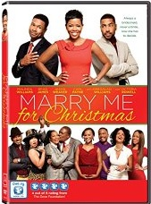 MARRY ME FOR CHRISTMAS DVD Cover