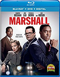 MARSHALL Blu-ray Cover