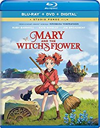 MARY AND THE WITCH'S FLOWER Release Poster
