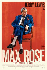 MAX ROSE Release Poster