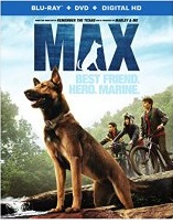 MAX DVD Cover