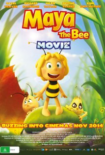MAYA THE BEE MOVIE Movie Poster