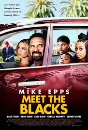 MEET THE BLACKS Release Poster