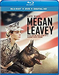MEGAN LEAVEY Blu-ray Cover