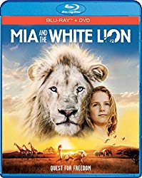 MIA AND THE WHITE LION Release Poster