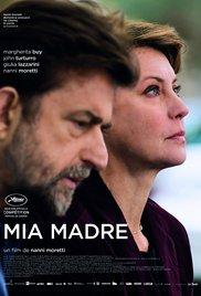 MIA MADRE Release Poster