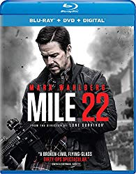 MILE 22  Release Poster
