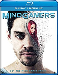 MINDGAMERS Blu-ray Cover