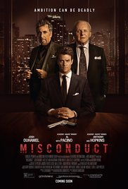 MISCONDUCT  Release Poster